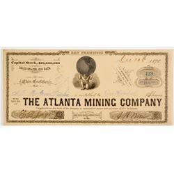 Atlanta Mining Company Stock