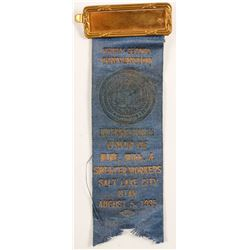Mining Union Convention Ribbon
