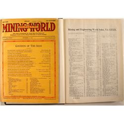 Mining and Engineer World, Vol. 39