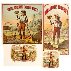 Mining Cigar Labels