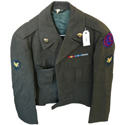 Korean War, U.S. Army Chemical Uniform