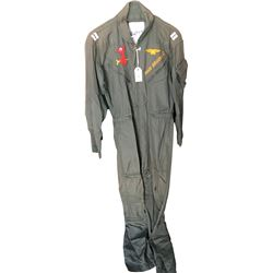 Vietnam-era U.S. Navy Flight Suit - Direct-embroidered