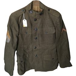WWI U.S. Army Medic Uniform