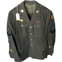 WWI U.S. Army Ordinance Uniform