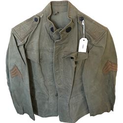 WWI U.S. Army Texas National Guard Uniform