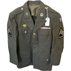 WWII U.S. Army Aviation Dress Jacket