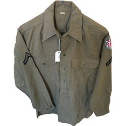 WWII U.S. Army Military Police Uniform