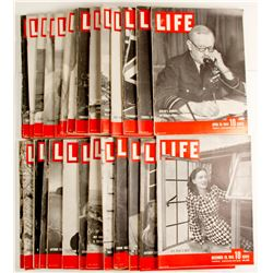 Life Magazine, WW2 Issues
