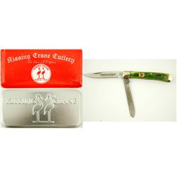 Kissing Crane Vietnam Veteran Trapper knife
