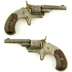 Colt Open Top Pocket model Revolver .22 cal. BP