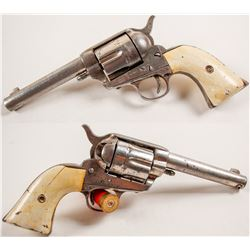 Gunfighter's Colt Single Action Army .44 cal.