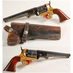 replica Colt Confederate Navy model .44 cal.