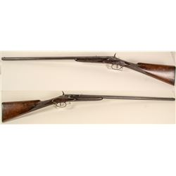 WARNANT manufactured .380 caliber Rook Rifle