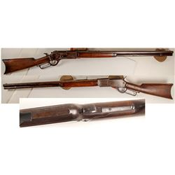 Winchester model 1876 in .40-60 cal.