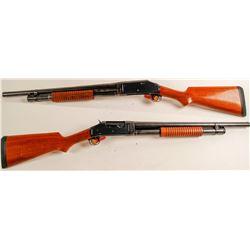 Winchester Model 97 12 ga. riot shotgun