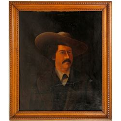 Portrait of Pawnee Bill