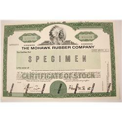 Mohawk Rubber Stock