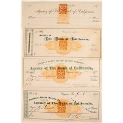 Nevada Imprinted Revenue Stamped Checks