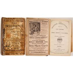 Boston Directory, v74, 1879
