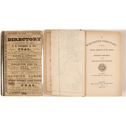 Worchester Directory, v34, 1877