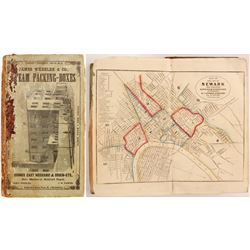 Pierson's Newark City Directory for 1860-1, v26