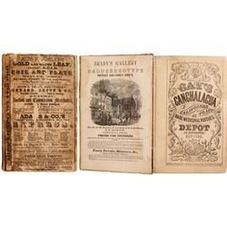 Doggett's New York City Directory for 1848-1849