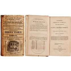 Longworth American Almanac and New York Register and City Directory, 1837