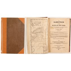 A Gazetteer of the State of New York, 1813