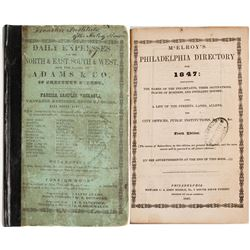 McElroy's Philadelphia Directory for 1847