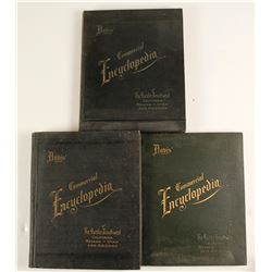 Davis' Commercial Encyclopedia CA, NV, UT, AZ -- Three Vol.