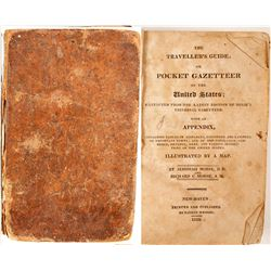 Traveler's Guide or Pocket Gazetteer of the United States