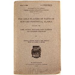 Gold Placers of Part of Seward Peninsula, AK