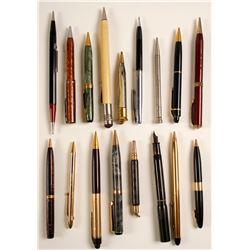 Antique Mechanical Pencil Collection