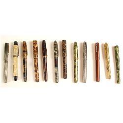 Fancy Pen Collection