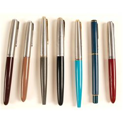Parker Fountain Pen Group