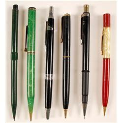 Vintage Mechanical Pencils (6)