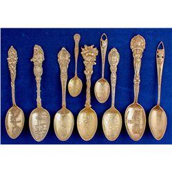 Colorado Silver Spoons (9)
