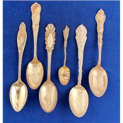 Oregon Spoons (6)