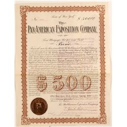 Pan -American Exposition Co Bond