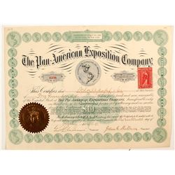 Pan-American Exposition Co stock