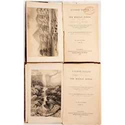 A Canoe Voyage Up the Minnay Sotor - Two Volumes