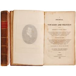 A Journal of Voyages and Travels in the Interior of North America...