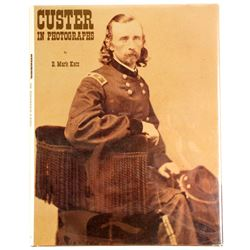 Custer In Photographs Book