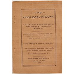 First Baby in Camp and other Stories