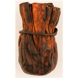 Old Rawhide or Leather Pouch