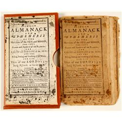 Poor Richard's Almanack Authored by Benjamin Franklin