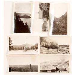 Western B/W Photos