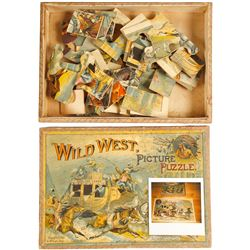 Wild West Picture Puzzle