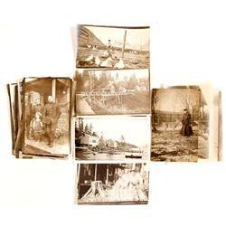 Juneau and Hydaburg, AK Postcards and Photos