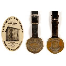 Souvenir ABA Convention Fob